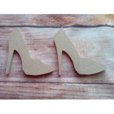 4mm MDF Shoe 60mm